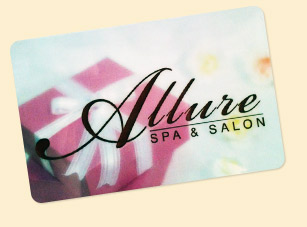 Allure Spa & Salon Gift Card